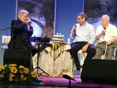 90 שנה לעפולה: פאנל מרתק עם נציגי העיר לדורותיה