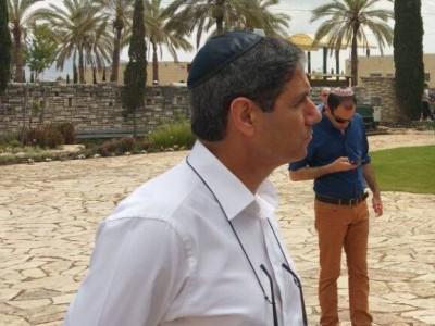 נפטר דוד מירון, אביו של ראש עיריית עפולה