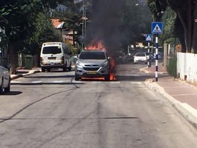 דיווח ראשון: פיצוץ עז בלב עפולה עילית. צפו בוידאו מהשטח
