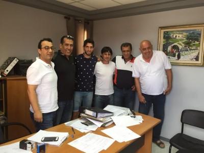 """אח""""י נצרת: הארגנטינאי לוסיאנו ליונל חתם"""