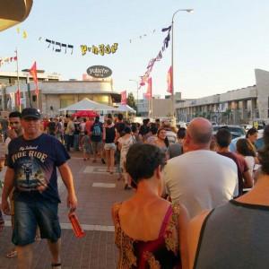 פסטיבל מפצחים תרבות בעפולה שנה שנייה