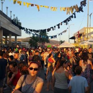 המונים בפסטיבל מפצחים תרבות בעפולה