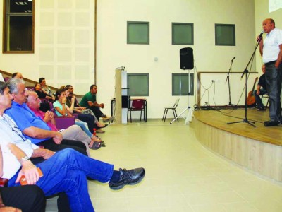 בצל המאורעות הקשים: קריאה להגברת הדו קיום בכנס בנצרת