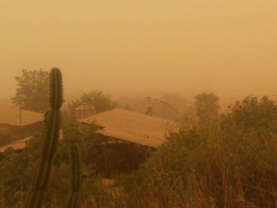 זהירות: זיהום אוויר גבוה צפוי בעמק יזרעאל עד הלילה