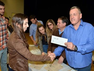 עמק יזרעאל: מלגות הוענקו לסטודנטים תושבי המועצה