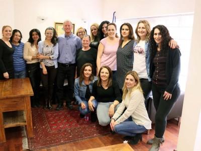"""מוא""""ז גלבוע למען קידום הנשים ומיגור האלימות"""