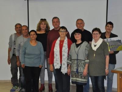 עמק יזרעאל: טקס חגיגי ל 13 עובדי המועצה שיצאו לגמלאות
