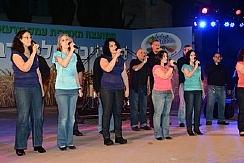 ערב זמר נודד- חבורות הזמר של העמק מתארחות ביישובים