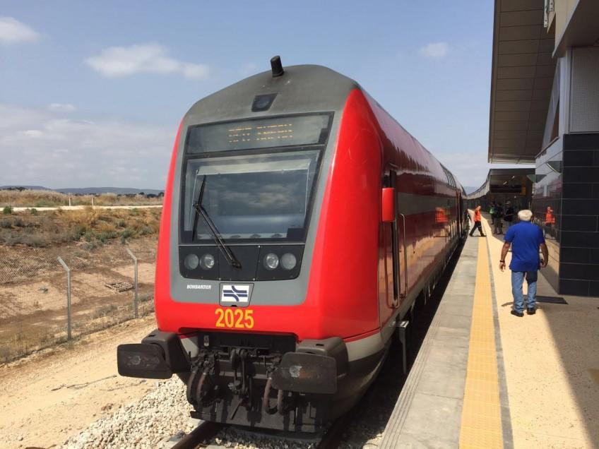 מבריק חישוב מסלול מחדש? סכסוך בין ועד עובדי הרכבת להנהלה עלול לעכב את AC-66