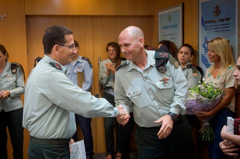 כבוד: אלוף קובי ברק ממושב מרחביה מונה למפקד זרוע היבשה