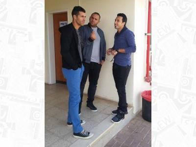 אנשי הכדורגל דניאל, צרפתי ופודי בשיחה צפופה – שתפו אותנו… פלאש! – רכילות בעמק