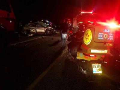 3 הרוגים בתאונה קטלנית בגליל התחתון