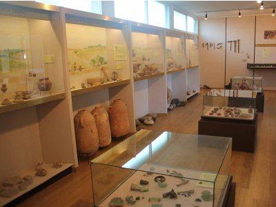 בין עבר להווה: מוזיאון העתיקות של רמות מנשה