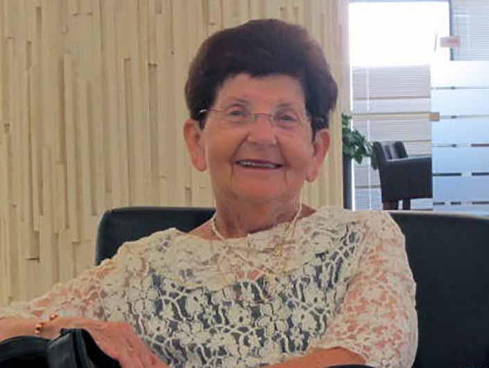 עפולה: פרידה אחרונה משורקה (שרה) פרומרמן