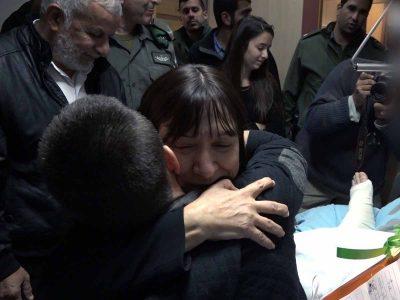 """סגירת מעגל בעפולה: משפחתו של הרב רזיאל ז""""ל ביקרה את לוחמי הימ״מ"""