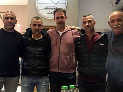 מאמן רביעי בבית שאן,שנמצאת בדרך לליגה ב'