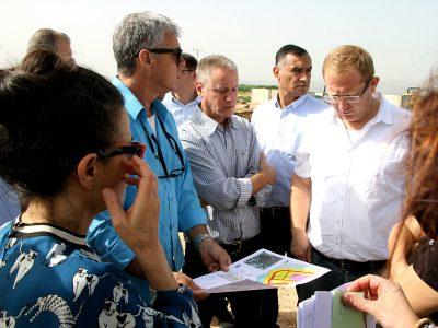 בשורה לתושבי הכפר נאעורה: תחילת שיווק קרקעות לשכונה חדשה מיד לאחר פסח