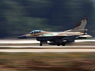 תסתכלו למעלה: מטס חיל האוויר – כולל החמקן- בדרך לעמק יזרעאל