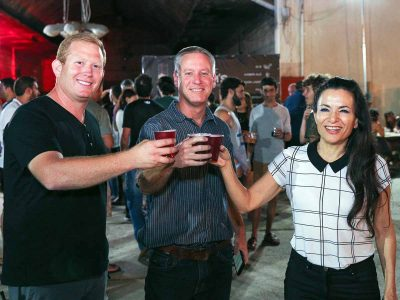 """אירוע """"משכר"""": 9000 משתתפים בפסטיבל הבירה הראשון בגלבוע"""