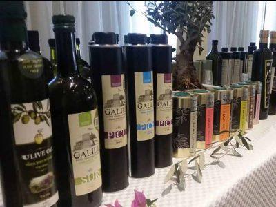 כבוד: תשעה יצרני שמן זית מעמק יזרעאל זכו בתחרות
