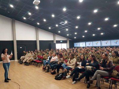 עפולה: יום מידע והכנה לסדנת שחרור לחיילים משוחררים