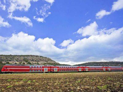 רכבת העמק: ביולי – אוגוסט קווים נוספים בשעות הלילה
