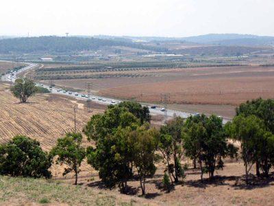 עמק יזרעאל: החלו עבודות לשיפור עקומת עדי הרדוף