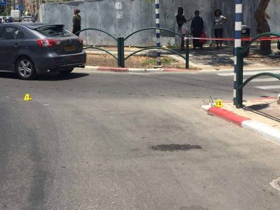 עפולה: צעירה במצב קשה לאחר שנדקרה במרכז העיר- פלסטיני נורה ונעצר