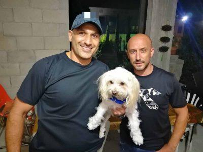 מרגש: הכלבה היקרה שנחטפה ברחוב בנצרת עילית הושבה לבעליה