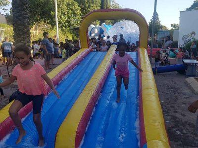 עפולה הצעירה: אירוע קיץ מהנה לילדי השכונה