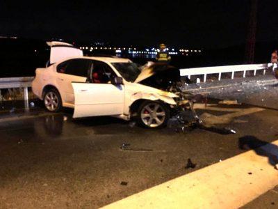 עמק יזרעאל: הרוגים בתאונה קטלנית סמוך לחנתון