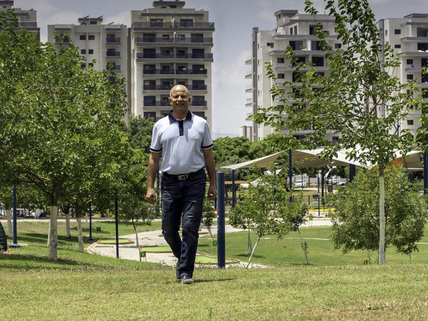 """אבי אלקבץ: """"הפארק כבר לא של תושבי עפולה"""""""