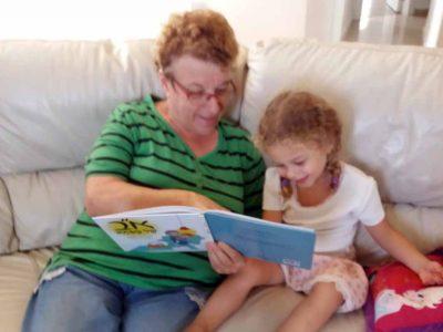 אף פעם לא מאוחר: ספר ביכורים לסבתא חנה