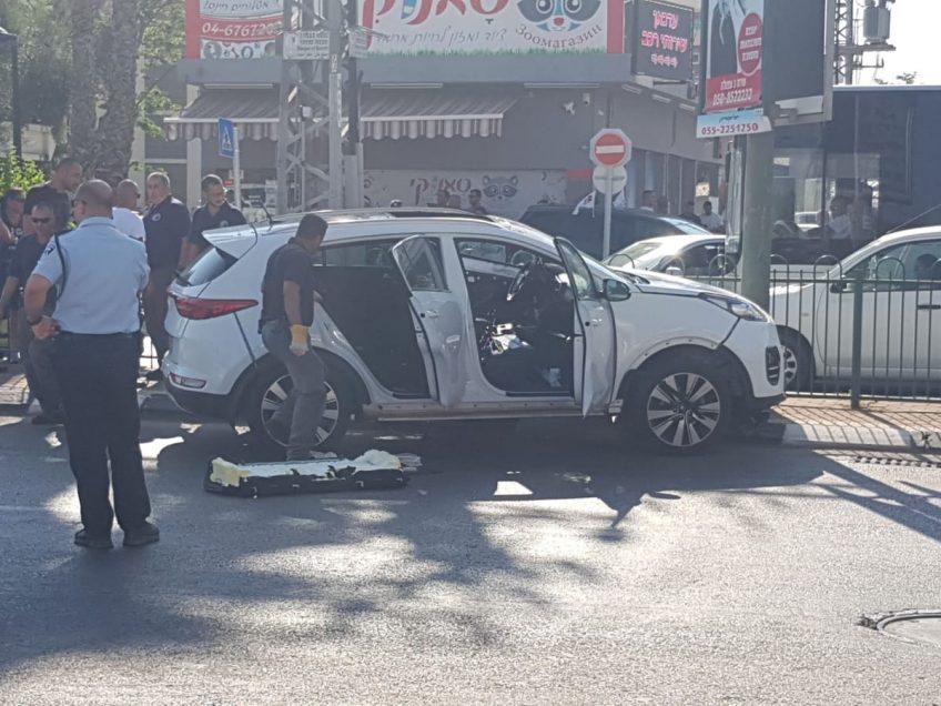 נפטר הפצוע בפיצוץ הרכב בעפולה