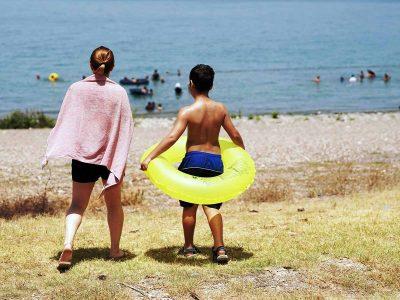 כינרת: שעות שירותי ההצלה יוארכו- נופשים ינויידו בחינם לחופים