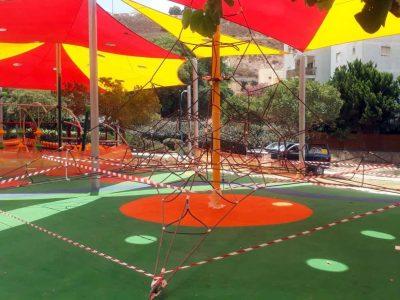 פארק דליה החדש נמסר השבוע לתושבי הר יונה