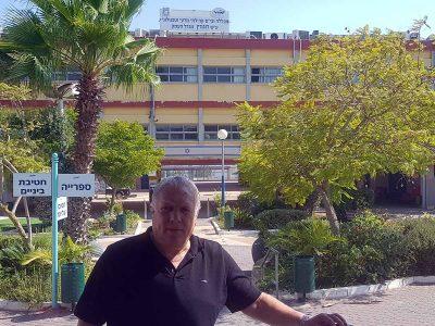 """עמוס גלם המתמודד למועצת העיר מגדל העמק: """"החינוך בנפשנו, הוא עתיד הדור"""""""