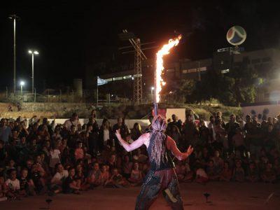 5000 משתתפים בפסטיבל תוצרת מקומית שנערך בפעם השניה בגלבוע