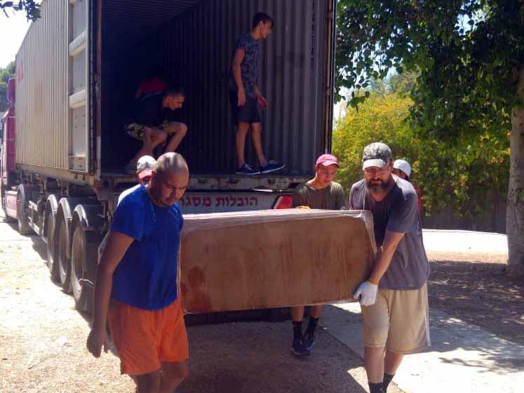 עמק יזרעאל: 23 משפחות של עולים חדשים נקלטו באתר הקליטה במרחביה