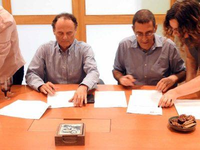 עמק יזרעאל: הסכם סופי נחתם בין הנהלת המכללה לסגל הזוטר