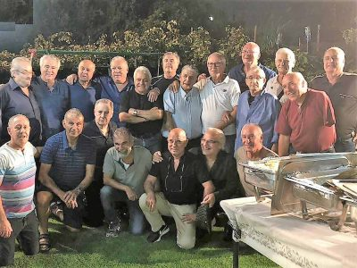 ליגה של מחזור: אנשי הכדורגל של מגדל העמק במפגש מרגש