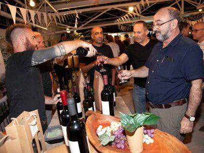 חגיגת יין ושיכר יזרעאלית במוזיאון העמק