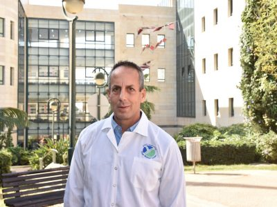 """מינוי בכיר במרכז רפואי העמק: פרופ' גיל בר סלע – מנהל מרכז הסרטן """"בית שולמית"""""""