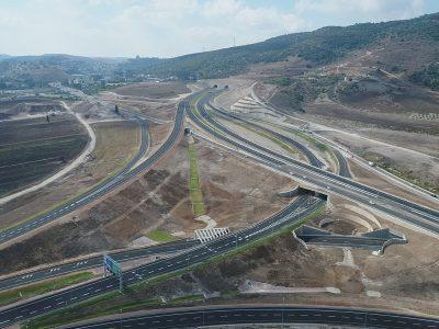 בשורה לנהגים: מקטע כביש 6 מיקנעם לתל קשיש יפתח לתנועה ביום רביעי