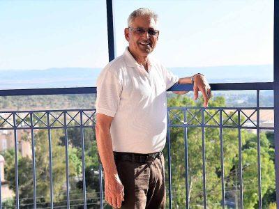 תכירו: המתנדב בן ה-74 ממגדל העמק שבחר לטפל בקשישים