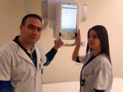 מרכז רפואי 'כללית' מגדלי נצרת: מכשיר צילום רנטגן חדש ומתקדם