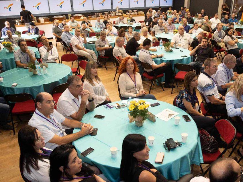 עפולה: הצלחה לכנס הזדמנויות לעסקים