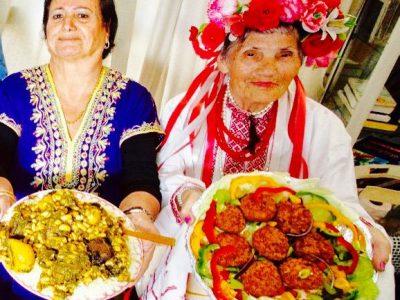 ״חריימה״ שלא שוחה בשמן: המטבח הבריא של הסבתות ממגדל העמק