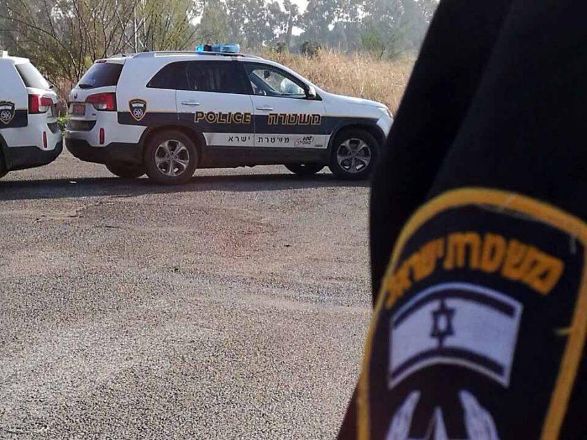 שוהה בלתי חוקי שניסה להסתתר מפני שוטרים נתפס ונכלא