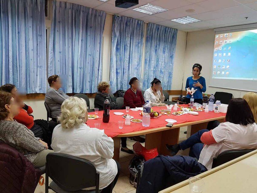 ערב המוקדש לרפואת נשים התקיים במרכז בריאות האישה כללית בנצרת עילית